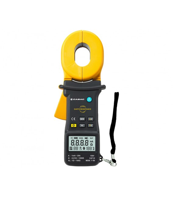 Cabac C2301 Earth Resistance Clamp Meter