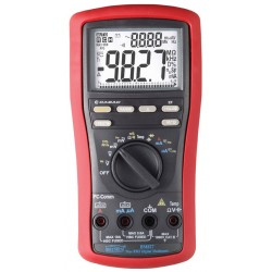 Brymen BM827 10,000 Count Dual Display TRMS, Min/Max, Crest & Hold Digital Multimeter