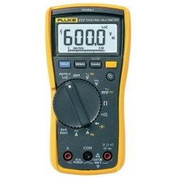 Fluke 117 6000 Count Electrician's Multimeter, TRMS. LoZ
