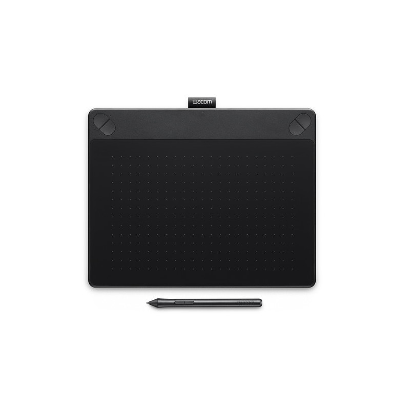 Wacom Intuos Art Pen and Touch Graphics Tablet Medium with Corel Software