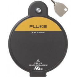 FLUKE-CV301 ClirVu® 75 mm (3 in) Infrared Window, Security Key Latch