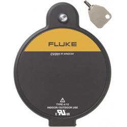 FLUKE-CV201 ClirVu® 50 mm (2 in) Infrared Window, Security Key Latch