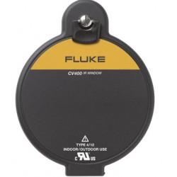 Fluke CV400 ClirVu® 95 mm (4 in) Infrared Window, Quarter Turn Latch