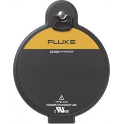 FLUKE-CV300 ClirVu® 75 mm (3 in) Infrared Window, Quarter Turn Latch