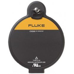 FLUKE-CV200 ClirVu® 50 mm (2 in) Infrared Window, Quarter Turn Latch
