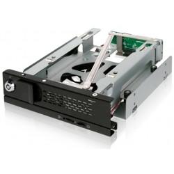 "Icy Dock TurboSwap MB171SP-B Tray-Less 3.5"" SATA Hard Drive Mobile Rack"