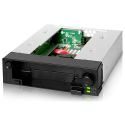 "Icy Dock DuoSwap MB971SP-B 2.5"" & 3.5"" SATA HDD/SSD Hot Swap Rack"