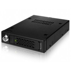 "Icy Dock MB991IK-B ToughArmor 2.5"" SAS/SATA HDD & SSD Mobile Rack"