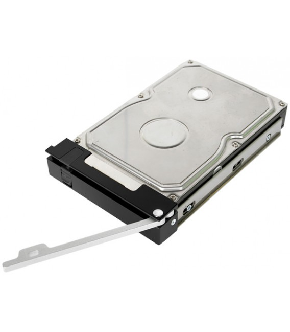 "Icy Dock MB561U3S-4SB R1 ICYCube Quad Bay 2.5""/3.5"" SATA HDD/SSD USB 3.0/eSATA"