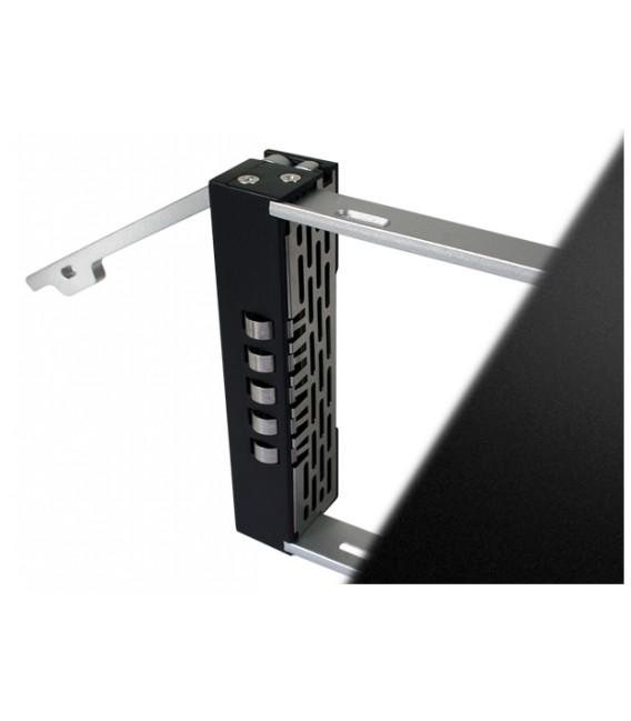 "Icy Dock MB154SP-B FatCage 4 Bay EZ-Tray 3.5"" SATA HDD Hot-Swap Cage"