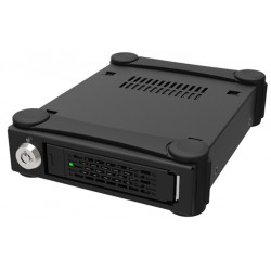 "Icy Dock MB991U3-1SB ToughArmor 2.5"" SATA HDD & SSD USB 3.0 External Enclosure"