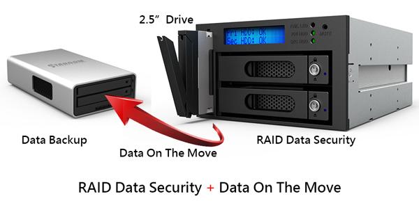 internal RAID array