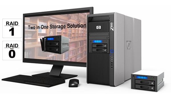 RAIDON RAID Storage Array